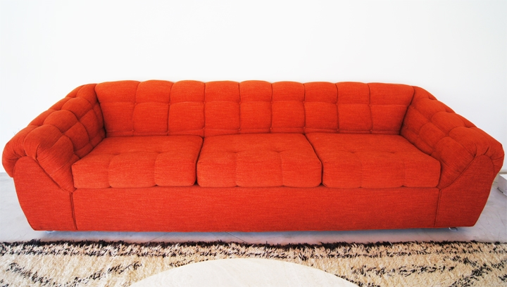 15 Inspirations Of Orange Ikea Sofas