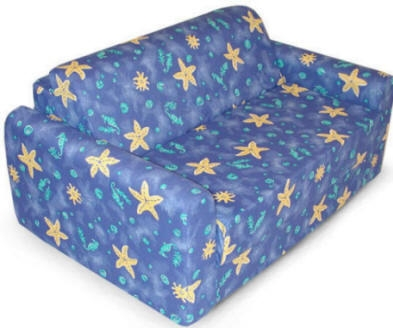 Bright Stars Flip Sofa Bed Inside Flip Out Sofa Bed Toddlers (#1 of 15)