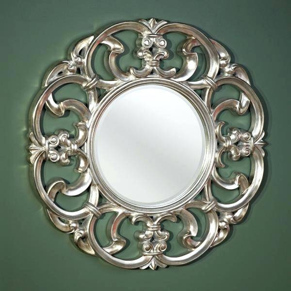 Brilliant Ideas Fancy Wall Mirrors Lovely Idea 23 Decorative For Fancy Mirrors (#15 of 30)
