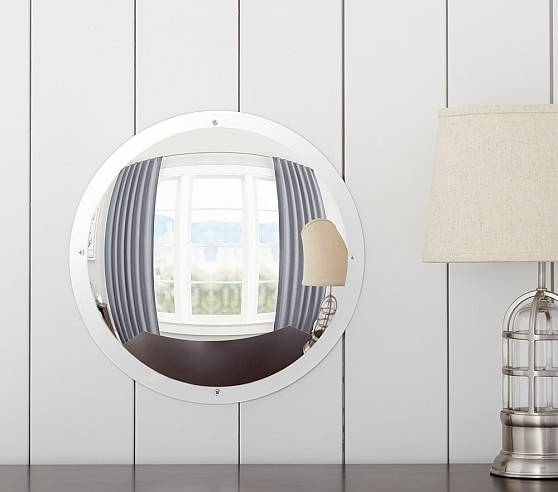 Bubble Mirror | Pottery Barn Kids Pertaining To Large Bubble Mirrors (View 11 of 30)