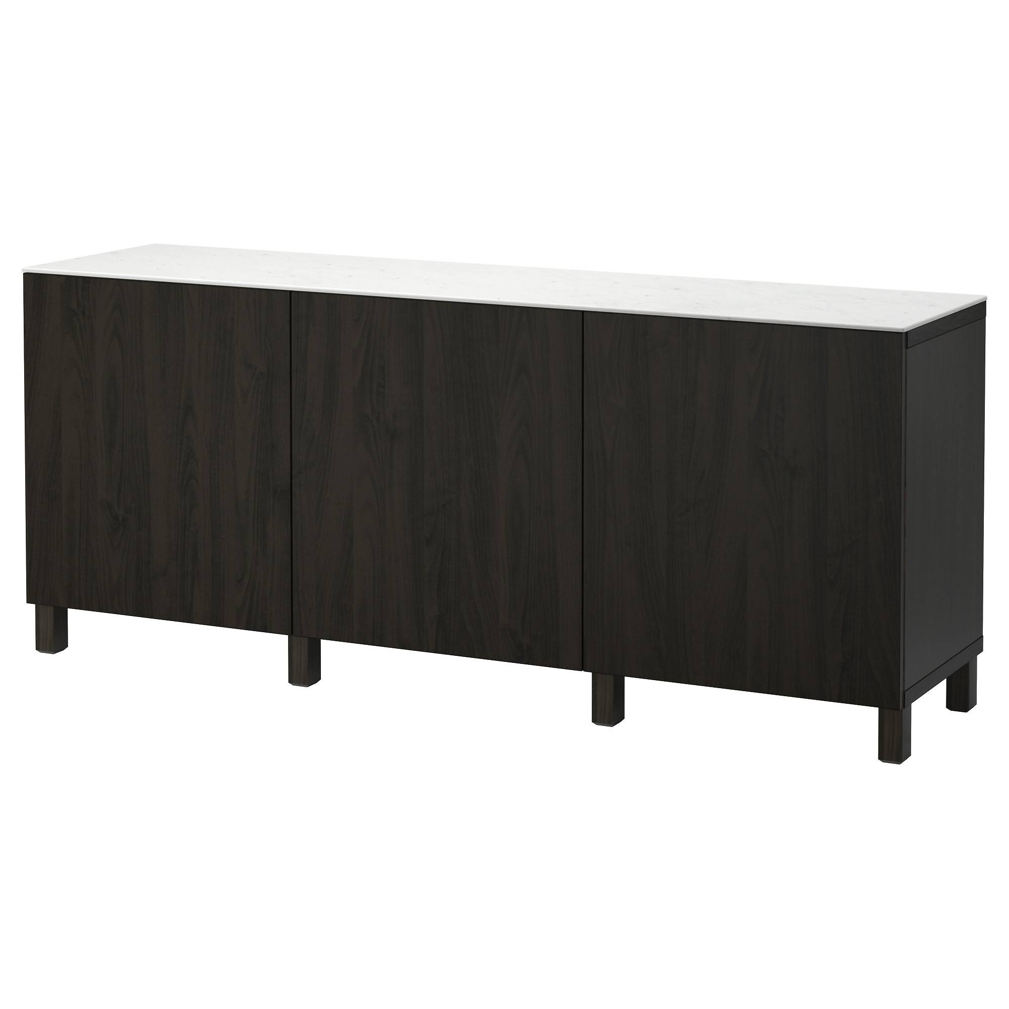 Buffet Tables & Sideboards – Ikea Inside Black Sideboard Cheap (#6 of 20)