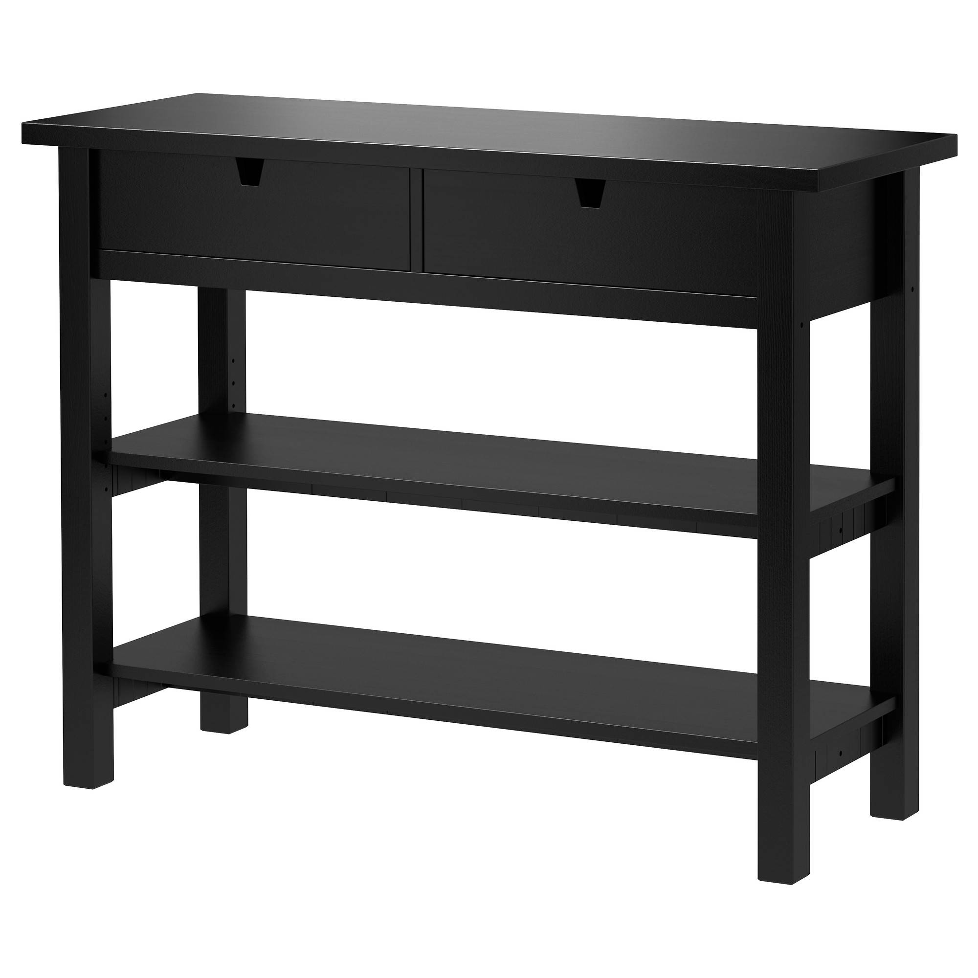 Buffet Tables & Sideboards – Ikea Inside Sideboards Black (#1 of 20)