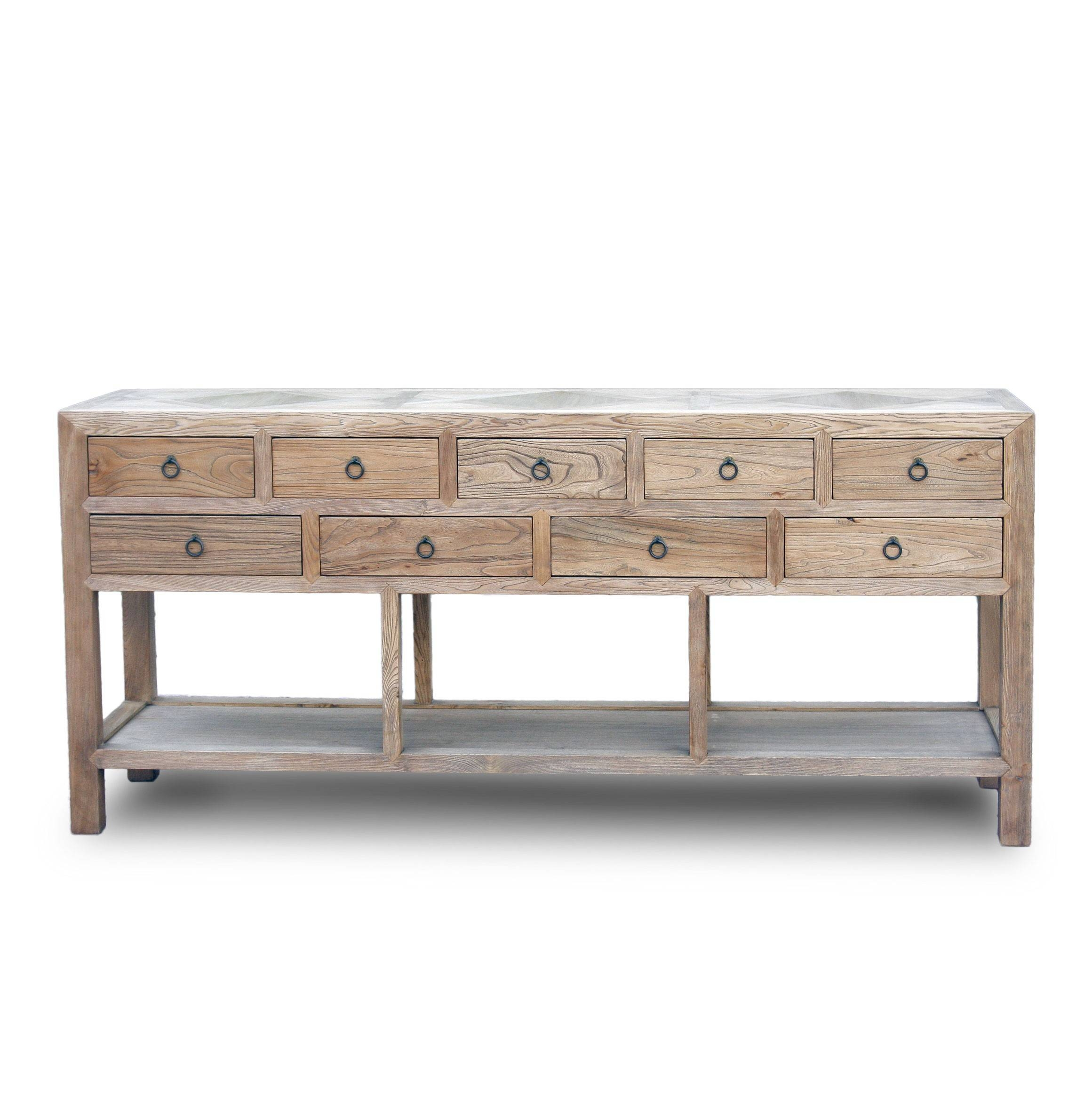 Buffets, Sideboard, Credenzas, Servers And Hutches – Acf China With Narrow Sideboard (#3 of 20)