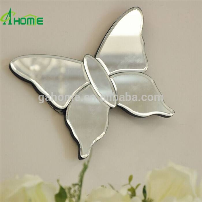 Butterfly Mirrors Wall, Butterfly Mirrors Wall Suppliers And Intended For Butterfly Wall Mirrors (#7 of 20)