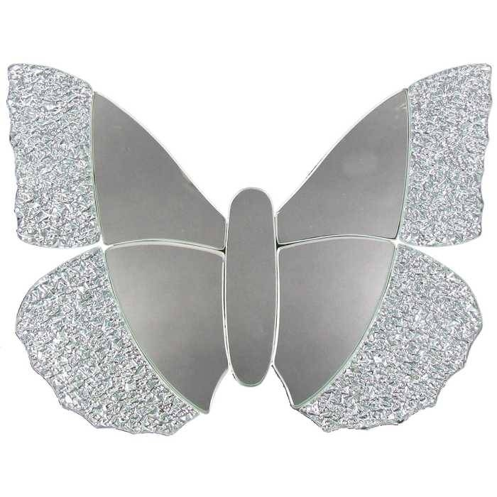 Butterfly Shaped Mirror | Hobby Lobby | 273250 For Butterfly Wall Mirrors (#9 of 20)