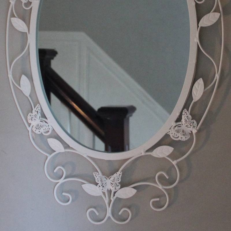 Butterfly Wall Mirror – Melody Maison® Regarding Butterfly Wall Mirrors (#12 of 20)