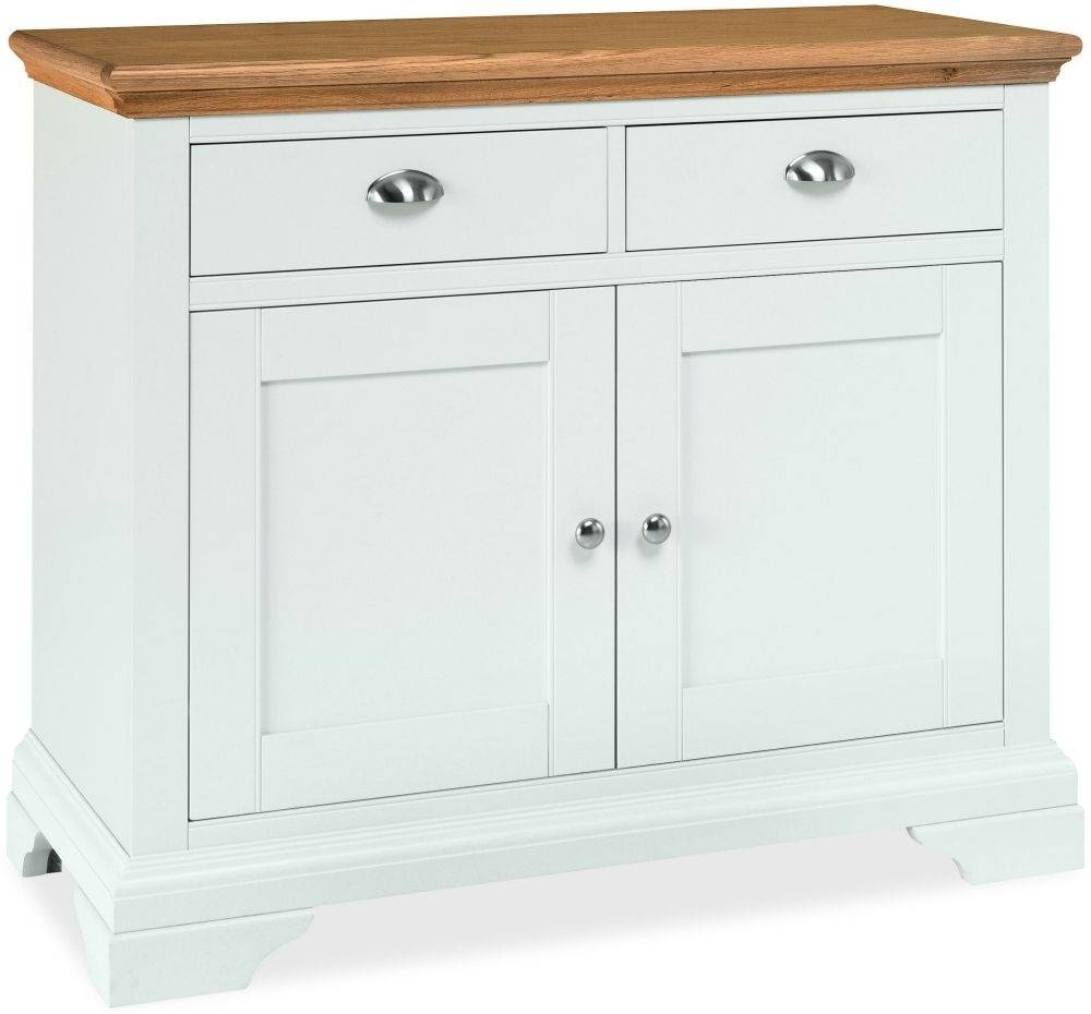 Buy Bentley Designs Hampstead Two Tone Sideboard – Narrow Online In Narrow Sideboard (#4 of 20)