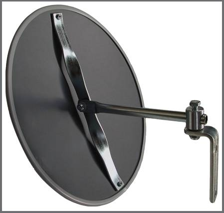 Buy Convex Mirrors Online | Seadan Security & Electronics Regarding Buy Convex Mirrors (#13 of 30)