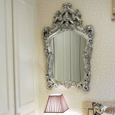 Buy Decorative Mirrors Online At Artifax Mirrors Shop With Rococo Style Mirrors (#5 of 30)