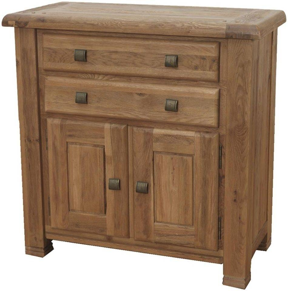 Buy Furniture Link Danube Oak Sideboard – Small Online – Cfs Uk Intended For Oak Sideboard Uk (View 4 of 20)