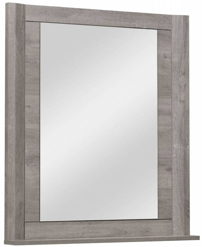 Buy Gami Eden Grey Oak Mirror – Free Standing Online – Cfs Uk In Free Standing Oak Mirrors (#4 of 15)