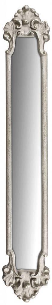 Buy Grey Slim Wall Mirror Online – Cfs Uk Within Slim Wall Mirrors (View 17 of 30)