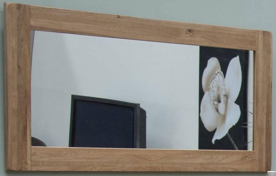 Buy Homestyle Gb Rustic Oak Mirror – Large Online – Cfs Uk With Rustic Oak Mirrors (View 3 of 20)
