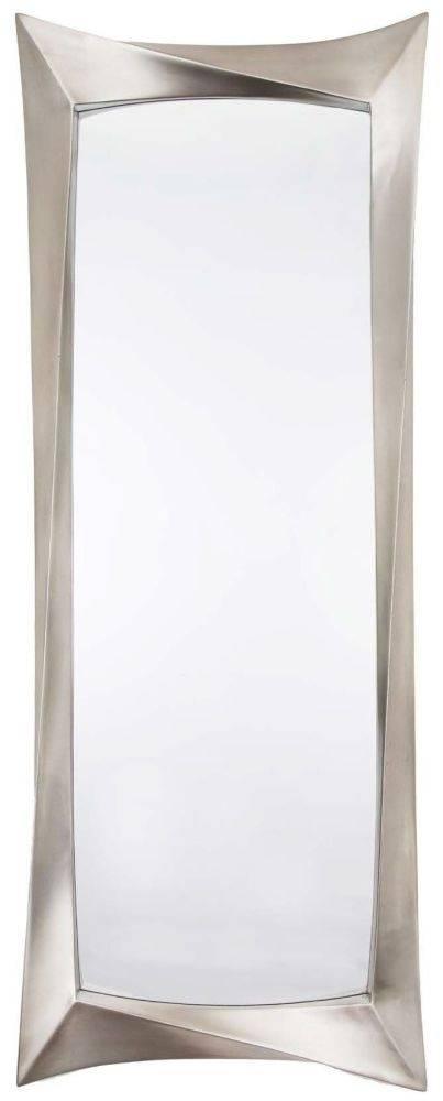 Buy Rv Astley Ceret Silver Long Wall Mirror Online – Cfs Uk Regarding Long Silver Wall Mirrors (#8 of 15)