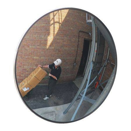 Buy Safety And Security Mirrors | Zoro Within Buy Convex Mirrors (#15 of 30)