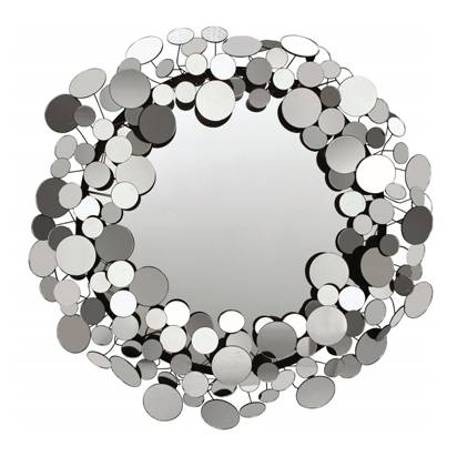 Popular Photo of Large Bubble Mirrors