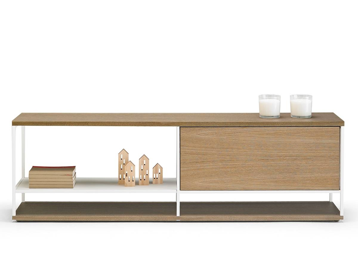 Buy The Punt Literatura Open Low Sideboard At Nest.co (#1 of 20)