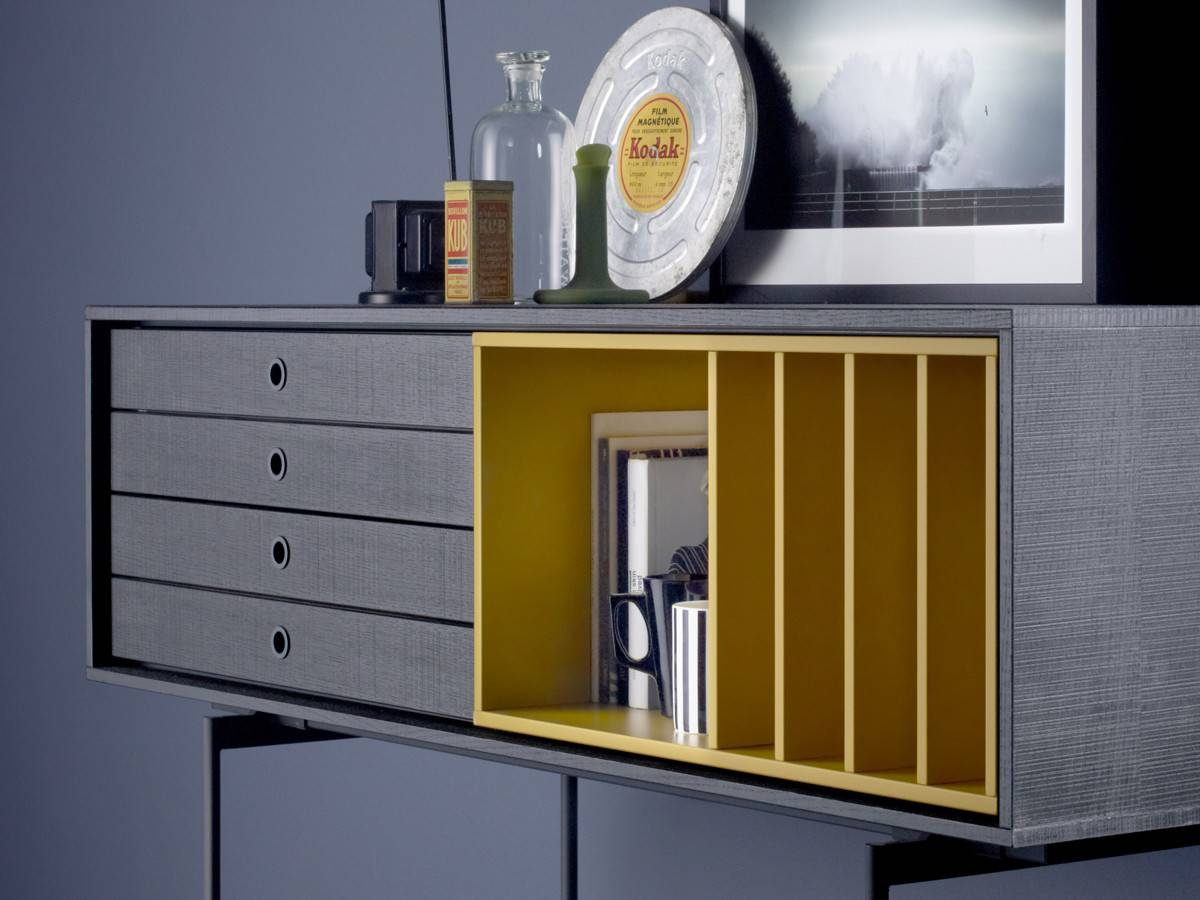 Buy The Treku Aura S8 High Sideboard At Nest.co (View 4 of 20)