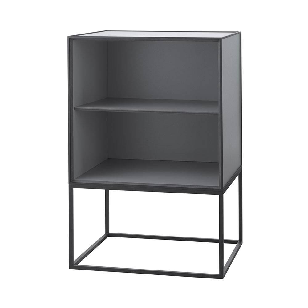 By Lassen Designer Frame 49 Sideboard And Buffet – Dark Grey In Dark Grey Sideboard (#8 of 20)