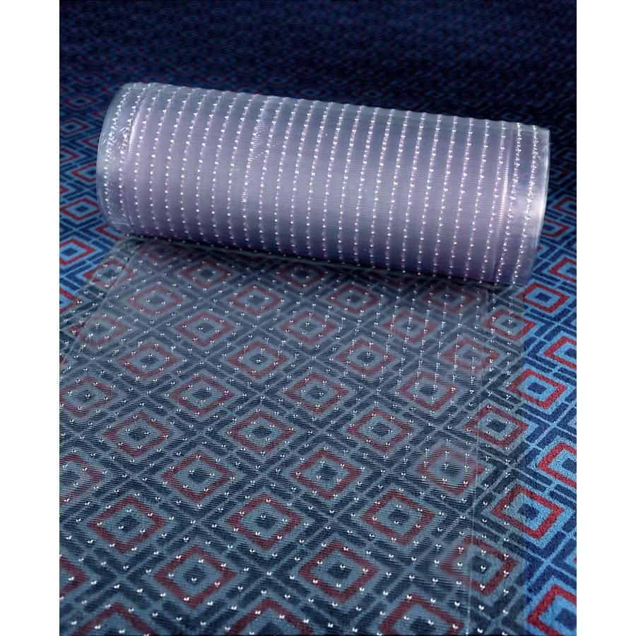 Cactus Mat 3548r 4 Anchor Runner 4 Wide Clear Vinyl Heavy Duty With Regard To Plastic Carpet Protector Hallway Runners (#3 of 20)