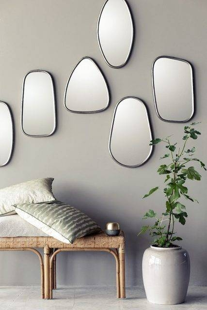 Captivating Funky Mirrors For Hallways Images Design Ideas – Amys With Regard To Funky Mirrors (#15 of 30)