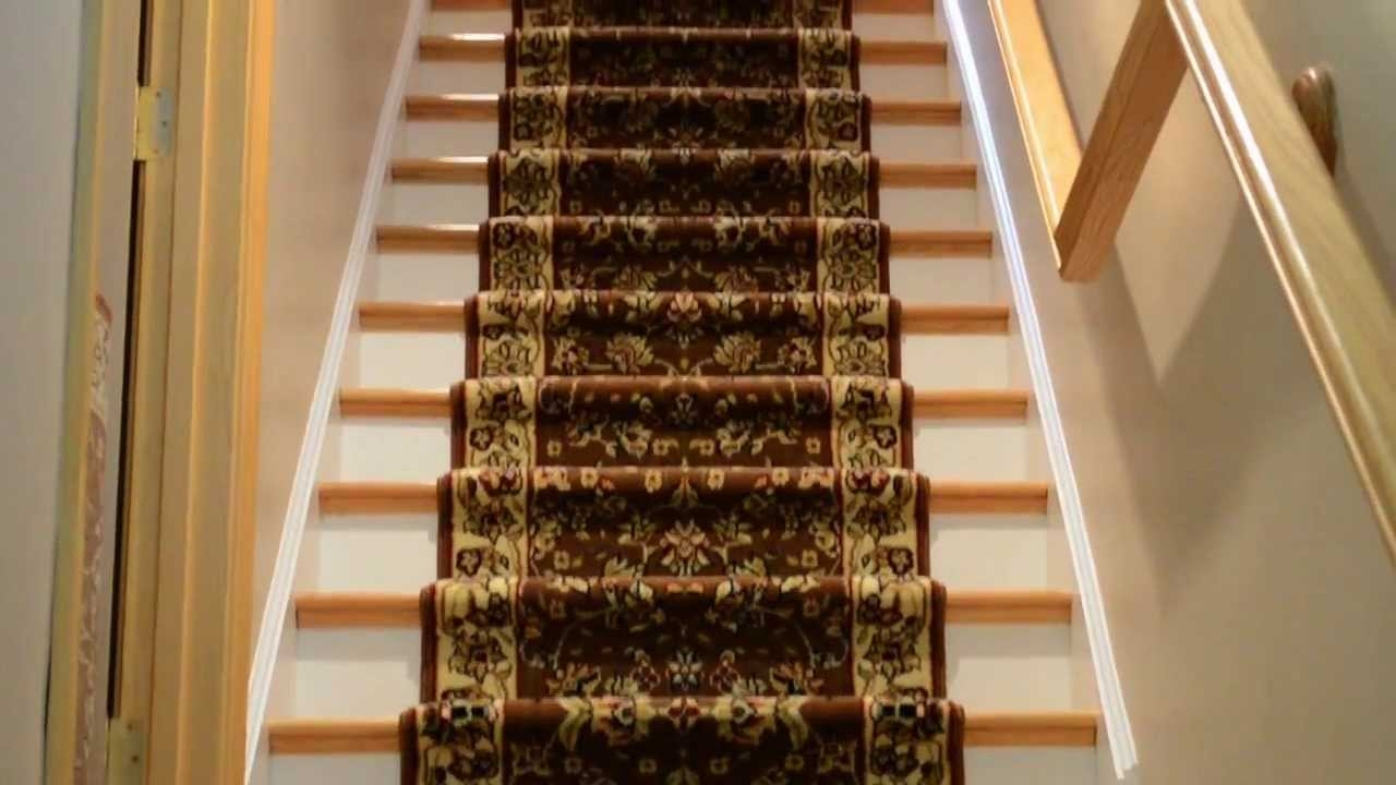 Carpet Runners For Stairs And Hallways Is A Pad Needed Carpet Inside Stair And Hallway Runners (#13 of 20)