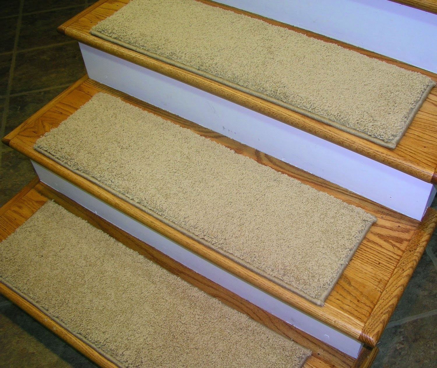 Carpet Stair Treads Intended For Premium Carpet Stair Treads (#7 of 20)