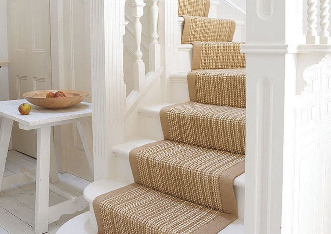 Carpet Stair Treads Set Of 15 The Stair Treads Carpet As Perfect Throughout Carpet Stair Treads Set Of  (#6 of 20)