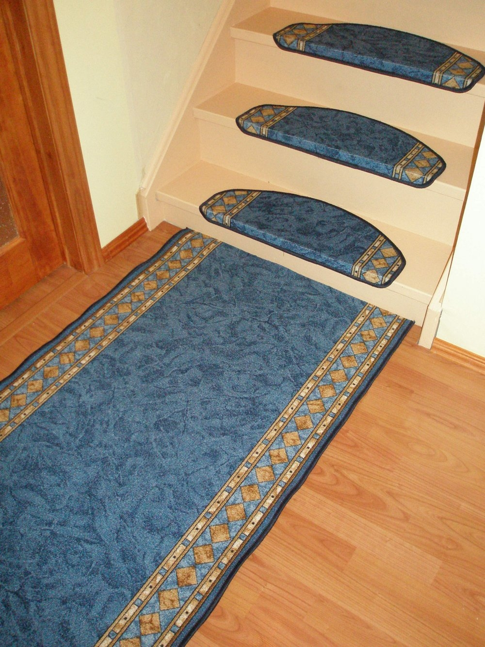 Carpet Stair Treads Stair Mats Stair Rugs Inside Stair Tread Rugs For Dogs (View 20 of 20)