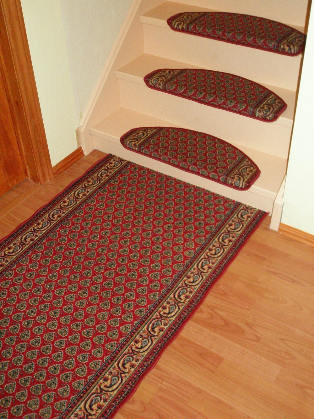 Carpet Stair Treads Stair Mats Stair Rugs With Diy Stair Tread Rugs (#3 of 20)
