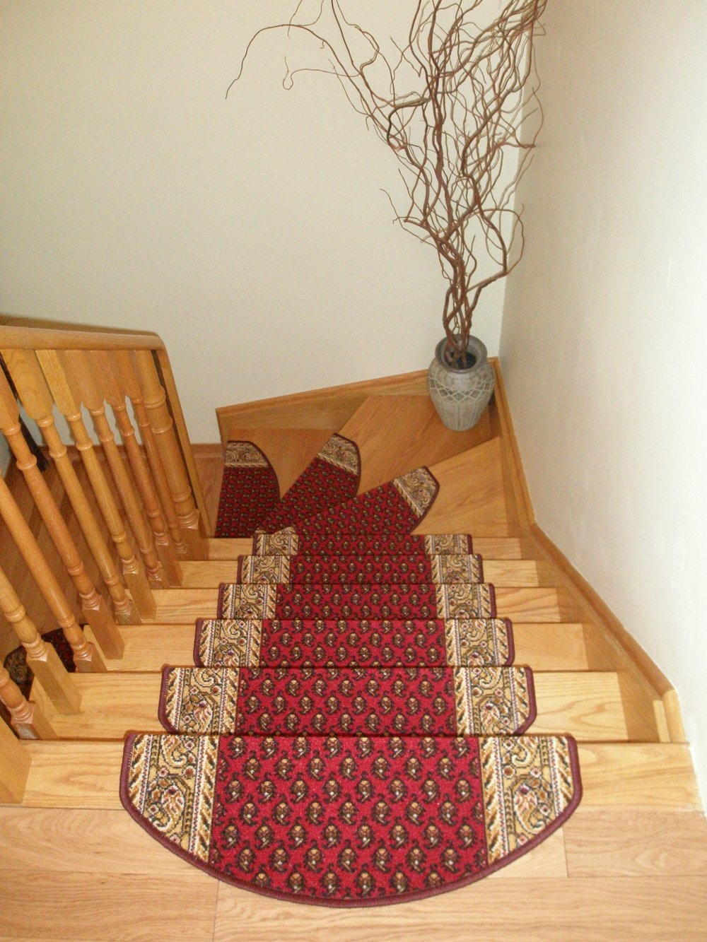 Carpet Stair Treads Stair Mats Stair Rugs Within Rug Runners For Stairs (#5 of 20)