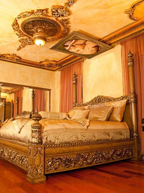 Best Ideas Of Ceiling Mirrors - Ceiling mirrors trend that becomes actual again