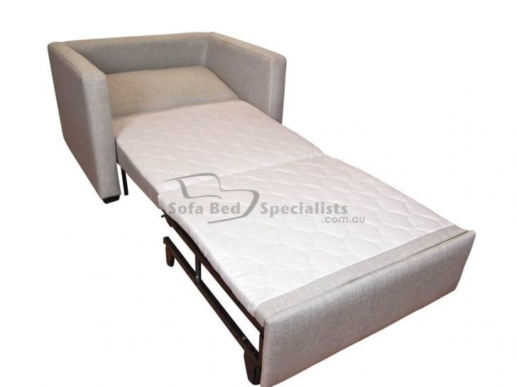 Chair Sofa Bed Single Sofa Gallery Kengire With Single Chair Sofa Beds (#6 of 15)
