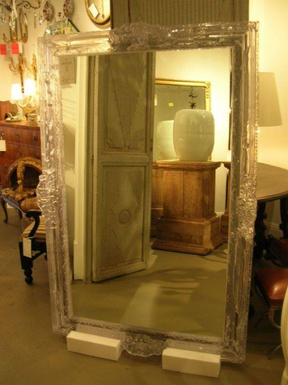 Charles Spada | Antiques » Acrylic Baroque Mirror Throughout Baroque Style Mirrors (#11 of 20)