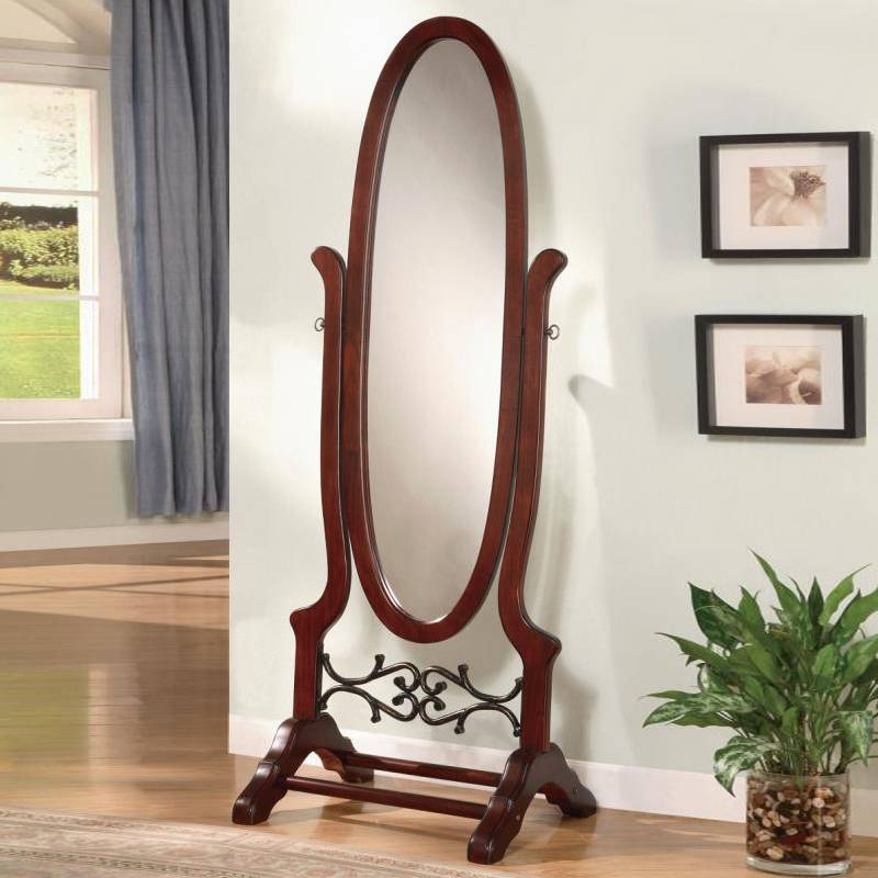 Popular Photo of Standing Dressing Mirrors