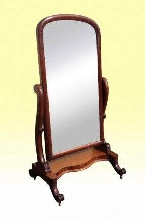 Cheval Dressing Mirror – Foter Within Full Length Antique Dressing Mirrors (#20 of 30)