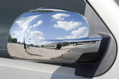 Chevrolet Silverado Chrome Mirror Covers (Full), 2007, 2008, 2009 In Chrome Mirrors (View 5 of 20)