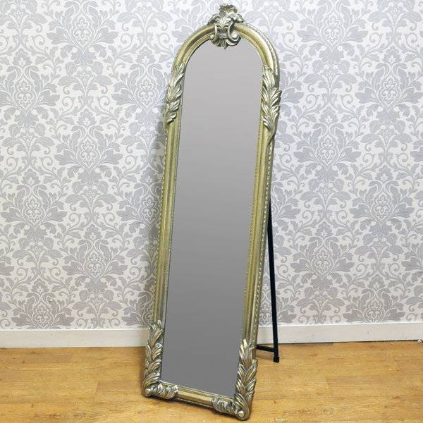 Choose From A Range Of Full Length Cheval Mirrors Pertaining To French Style Full Length Mirrors (View 10 of 15)