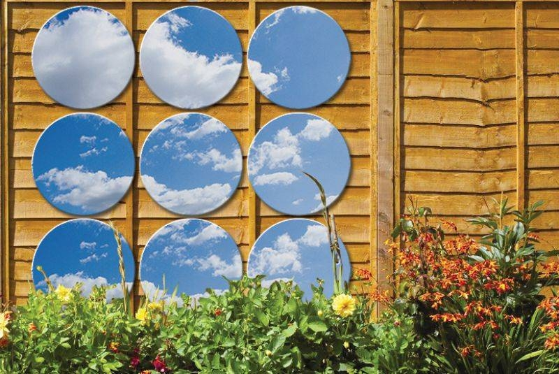 Circle Garden Mirrors • Mungai Mirrors Intended For Garden Mirrors (#12 of 30)