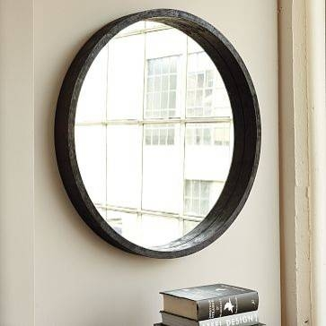 Circle Wall Mirrors, Decorative Wall Mirrors Diversity Wall Mirror Within Designer Round Mirrors (#9 of 20)