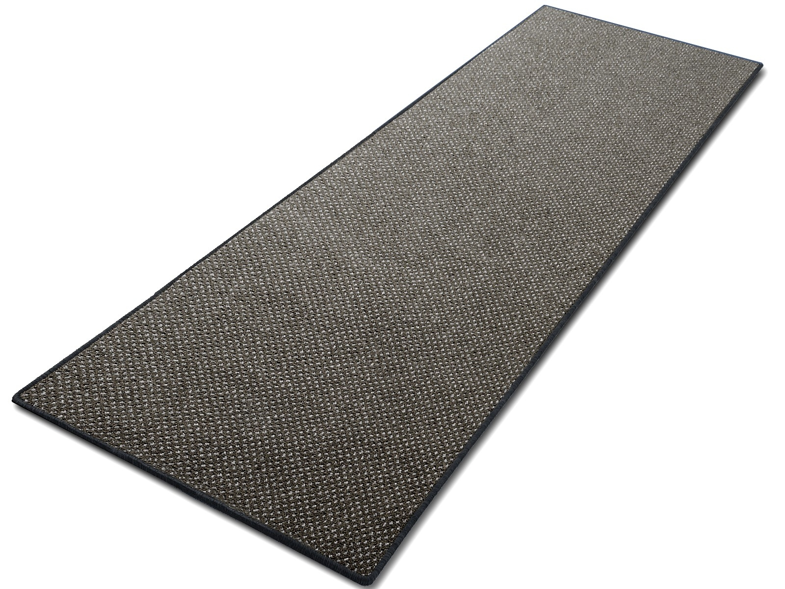 Classic Carpet Runner Rug Ponto Grey Pertaining To Rug Runners Grey (View 6 of 20)