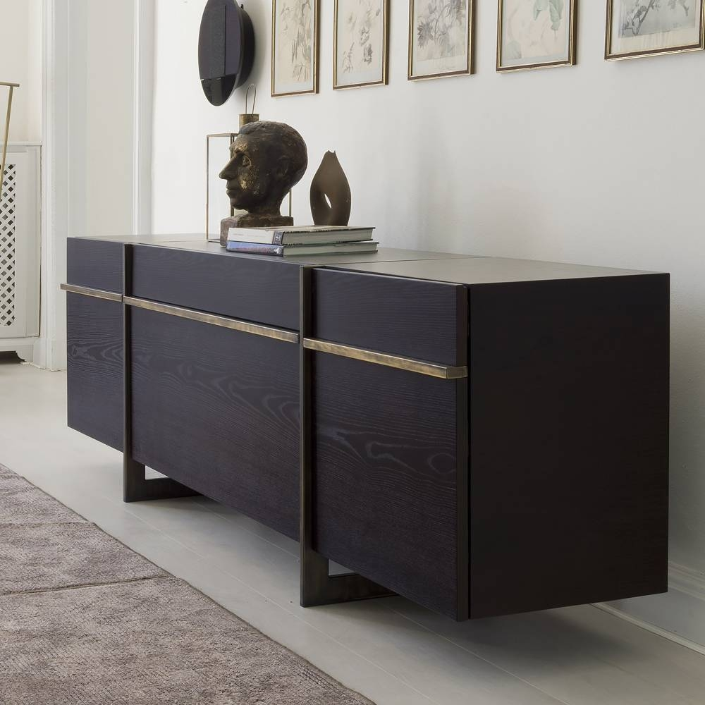 Classic Design Sideboard Cabinet | Wood Furniture Regarding High Sideboards (View 10 of 20)