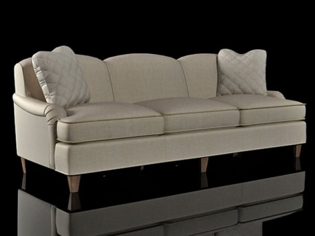 Classic English Sofa 6511 92 3d Model Baker Regarding Classic English Sofas (View 6 of 15)