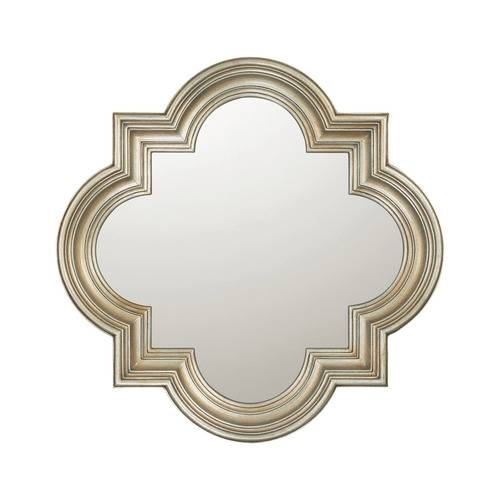 Cm282848 Unique Shape Mirror – Mirror At Fergusonshowrooms With Regard To Odd Shaped Mirrors (#6 of 20)