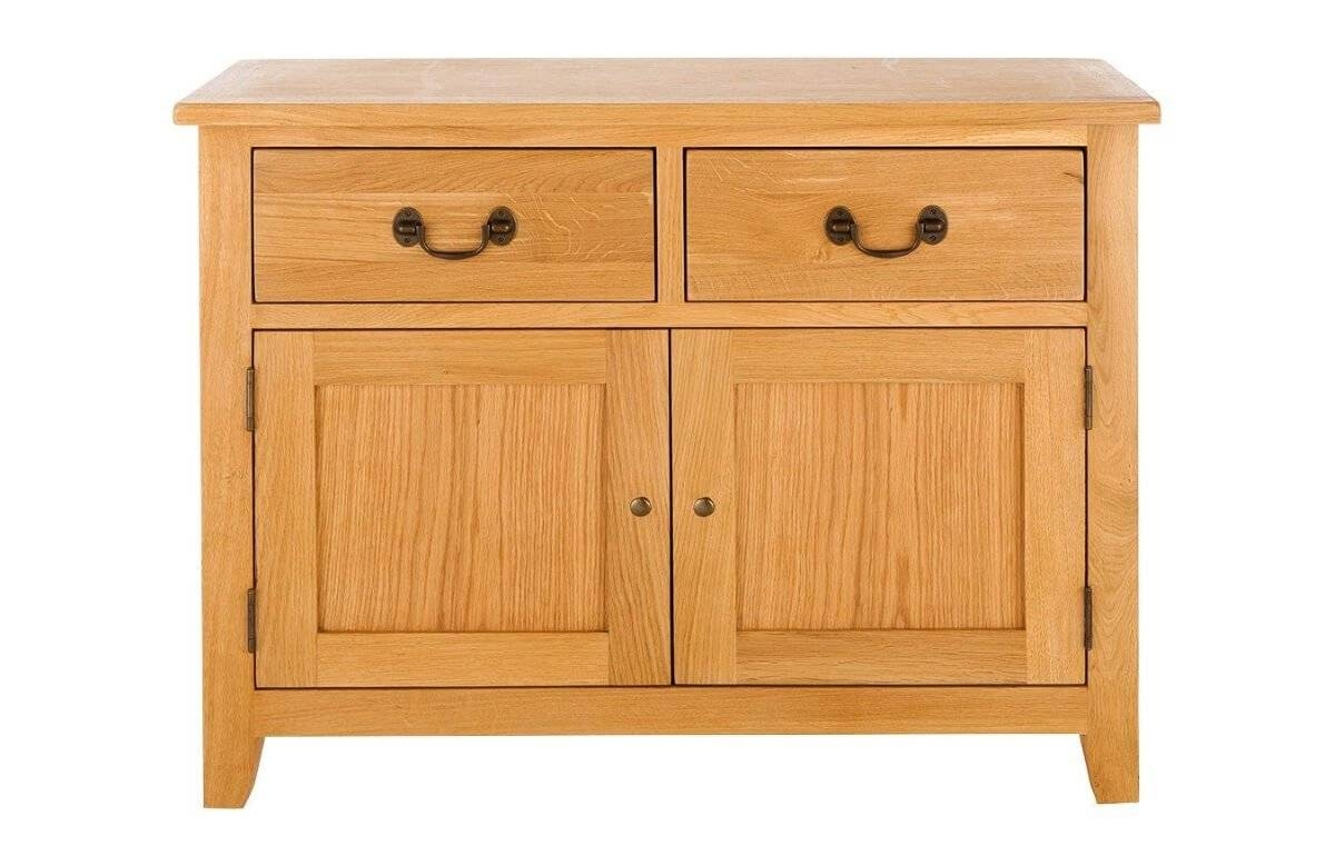 Compact Sideboard Units To Suit Any Size Of Room – The Furniture Co With Ready Made Sideboards (#12 of 20)