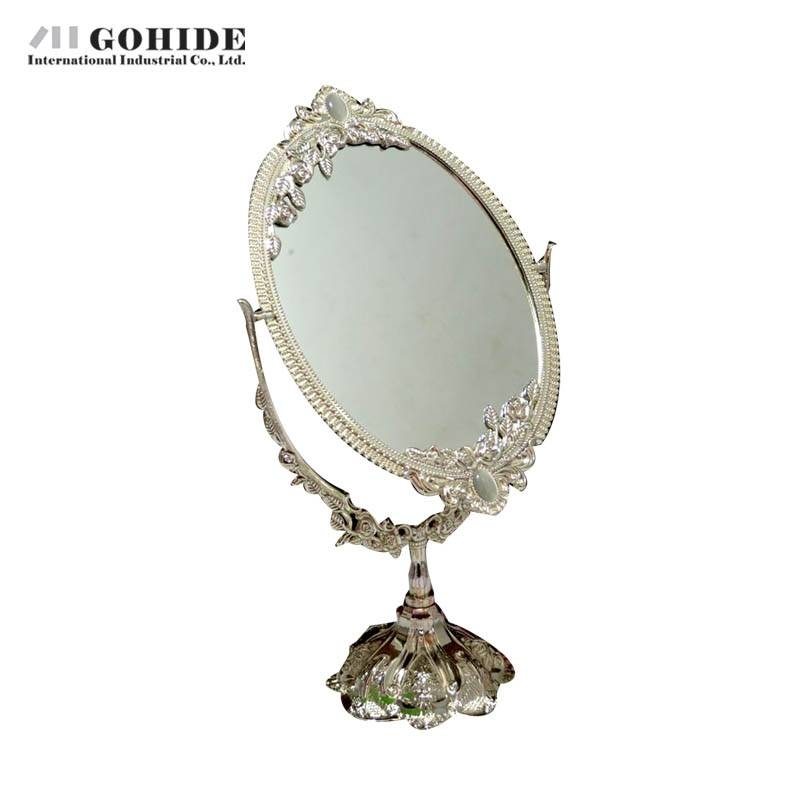 Compare Prices On Metal Decorative Mirrors  Online Shopping/buy Within Decorative Table Mirrors (View 8 of 30)