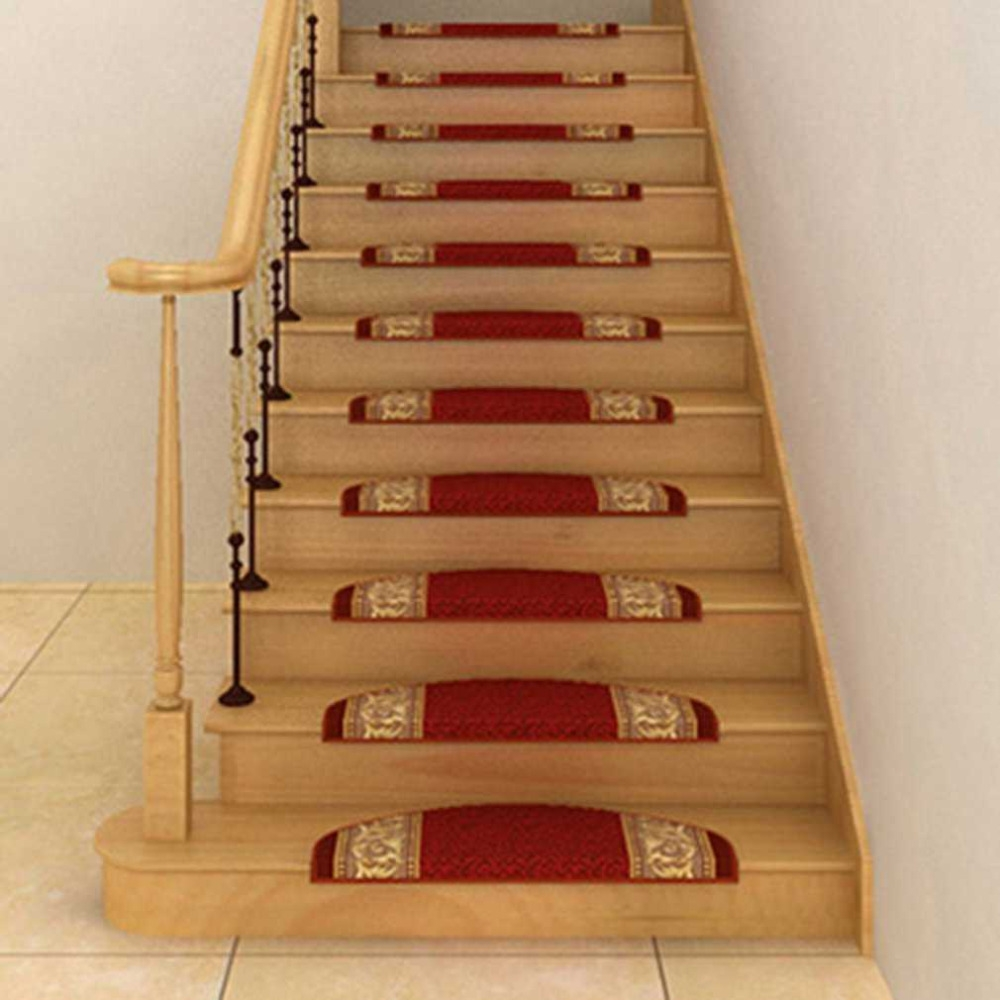 Compare Prices On Stair Tread Rugs Online Shoppingbuy Low Price In Adhesive Carpet Stair Treads (View 9 of 20)