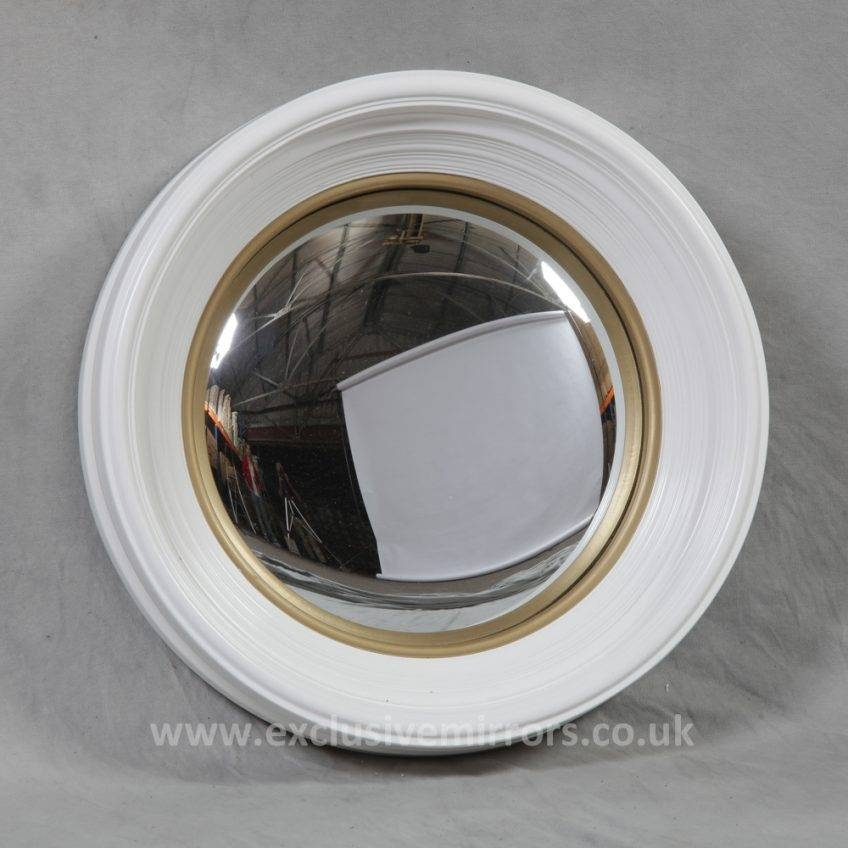 Concave Mirror For Sale 2 Cool Ideas For Medium Convex Mirror Throughout White Convex Mirrors (#9 of 30)