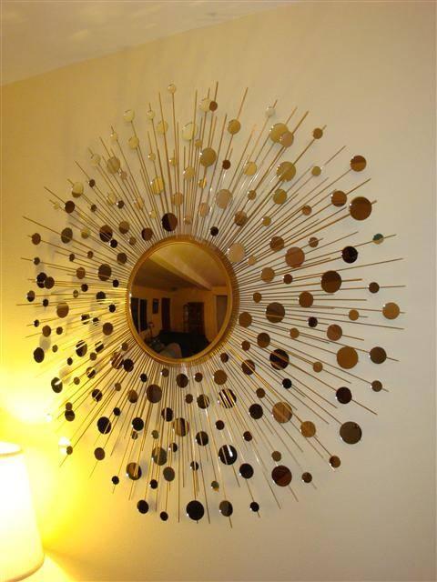 Constellation Mirror Baker Compare Within Bronze Starburst Mirrors (View 3 of 20)