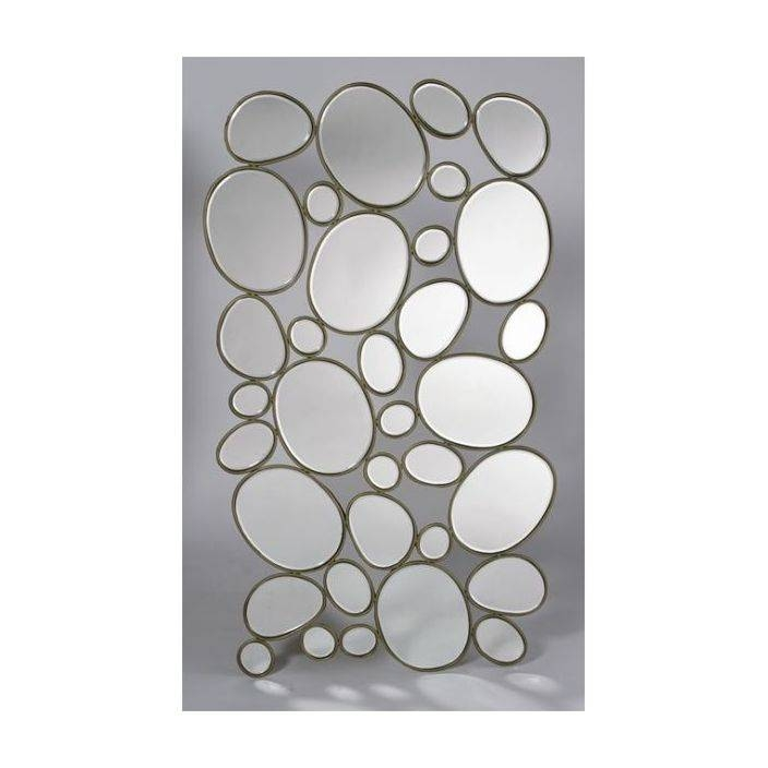 Contemporary Bubble Mirror – Miscellaneous From Homesdirect 365 Uk For Large Bubble Mirrors (View 14 of 30)